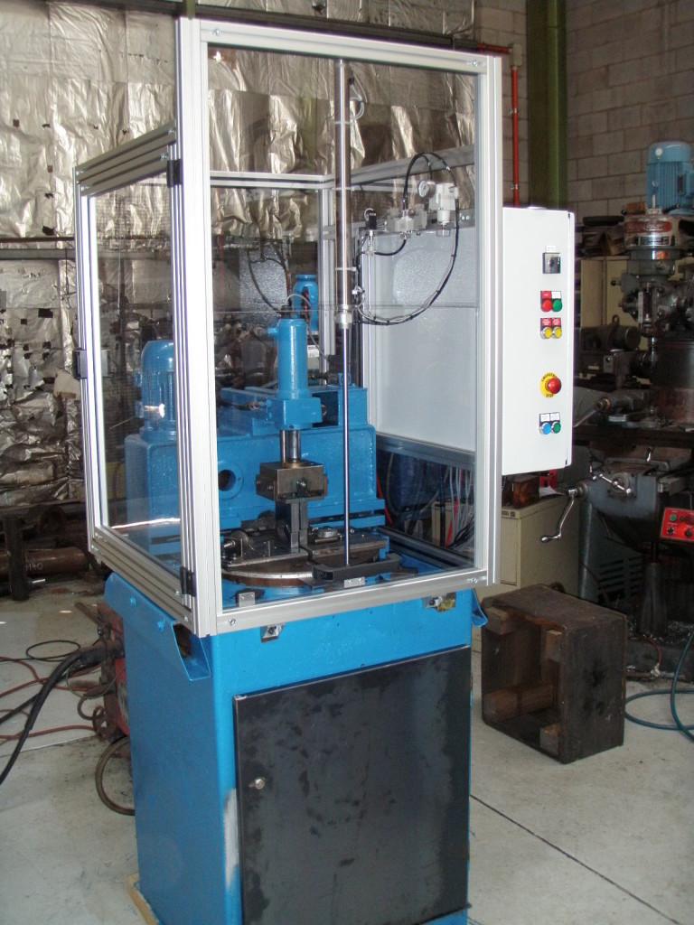 machine gurading